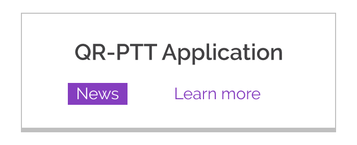 qrptt push to talk application
