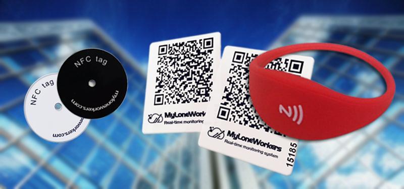 NFC or QR-Codes